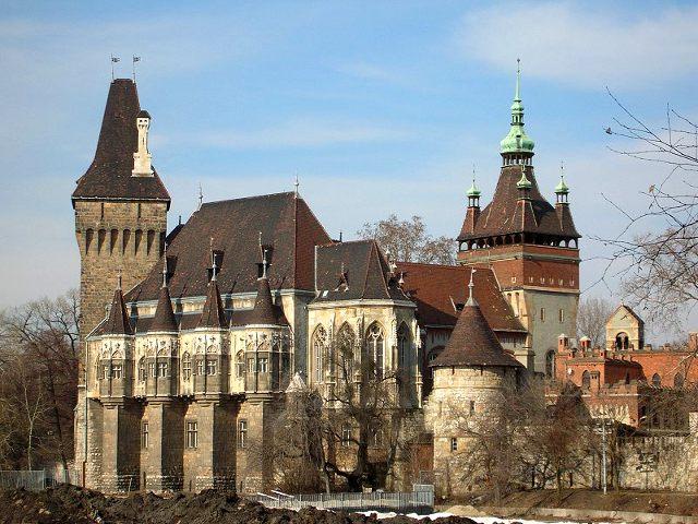 Budapest - Castillo Vajdahunyad