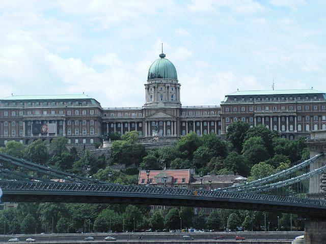 Budapest - Castillo de Buda