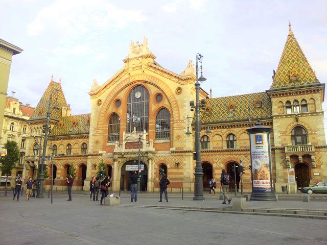 Budapest - Mercado Central