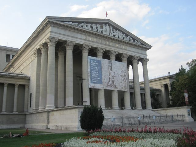 Budapest - Museo Bellas Artes