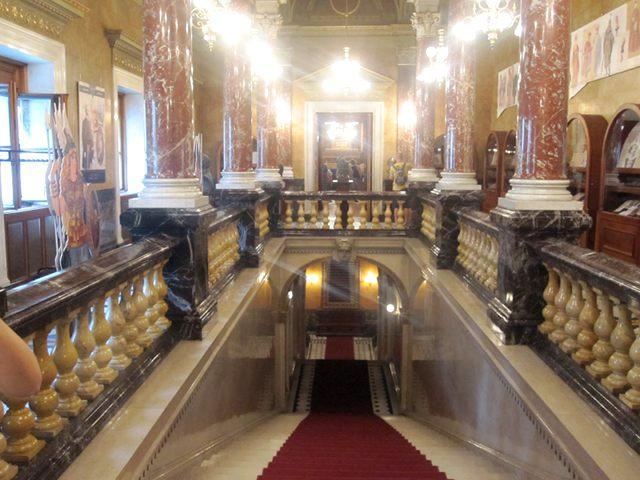 Budapest - Opera - Interior