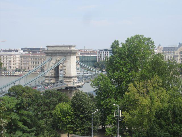 Budapest - Vistas desde el Castillo