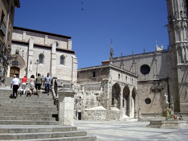 Ver Burgos - San Nicolas Bari