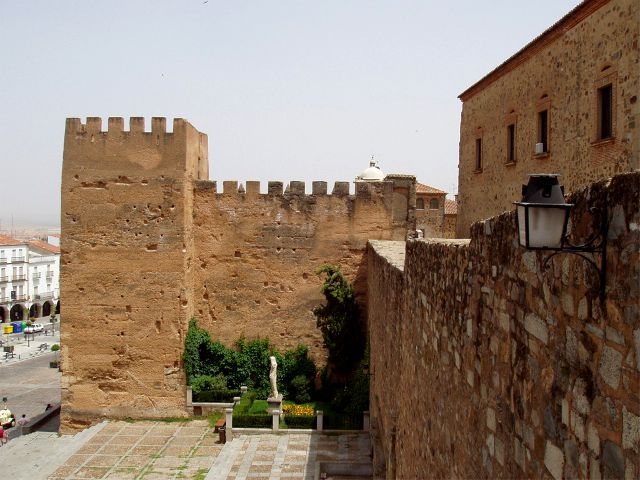 Cáceres - Torre de la Hierba