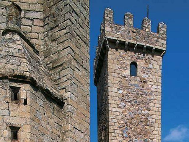 Visitar Cáceres - Torre de las Cigüeñas