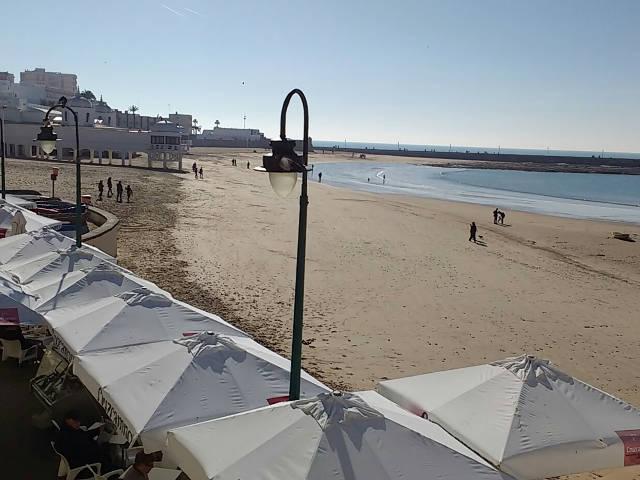 que visitar en Cadiz - Playa Caleta