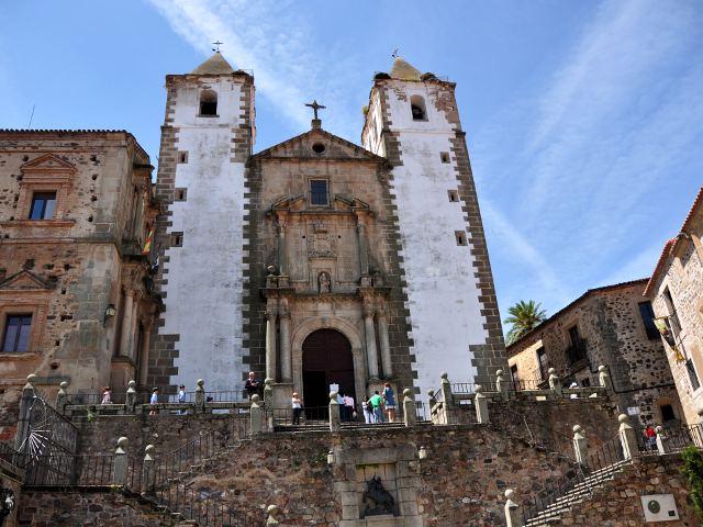 Caceres - Iglesia San Francisco Javier