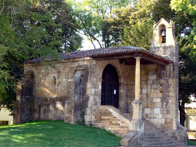Cangas de Onis - Iglesia de Santa Cruz