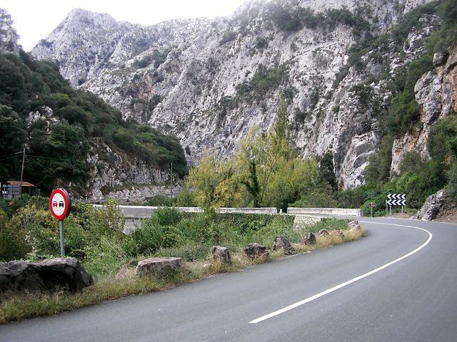 Cantabria - Desfiladero de la Hermida
