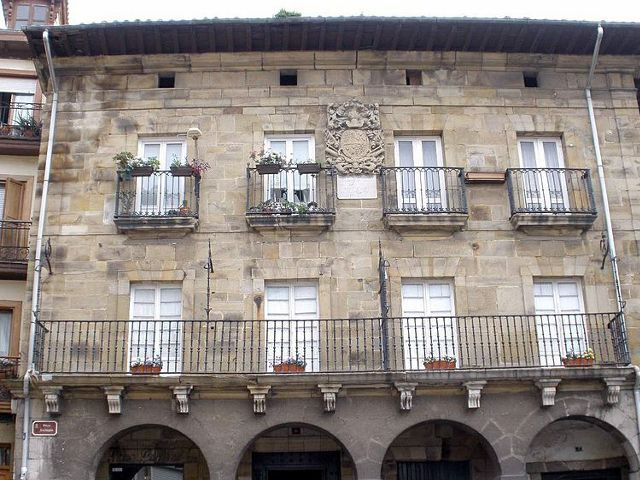 Cantabria - Laredo - Casa de Zarauz