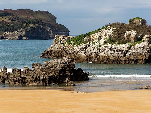 Que ver en Noja - Cantabria - Playa de Ris