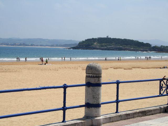Cantabria - que ver en Santander en 2 dias - Playa Sardinero