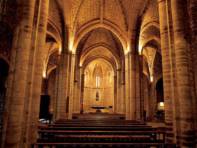 Cantabria - Santo Toribio de LIébana - Interior