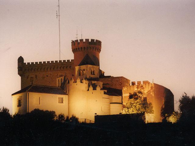 Casteldefels - Castillo