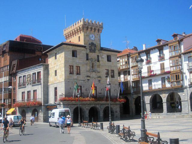 Castro Urdiales - Ayuntamiento