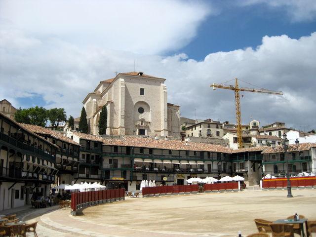 Chinchón - Plaza Mayor