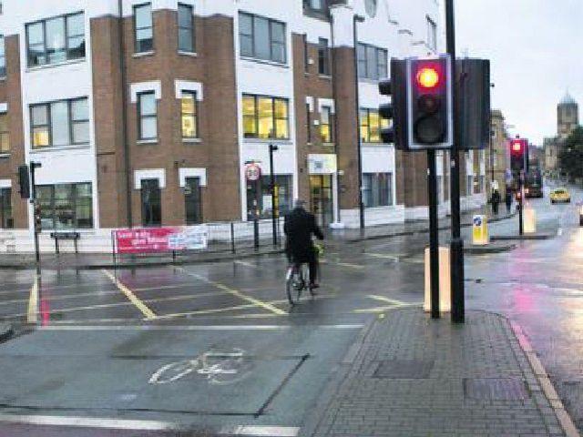 Ciclista - Semaforo