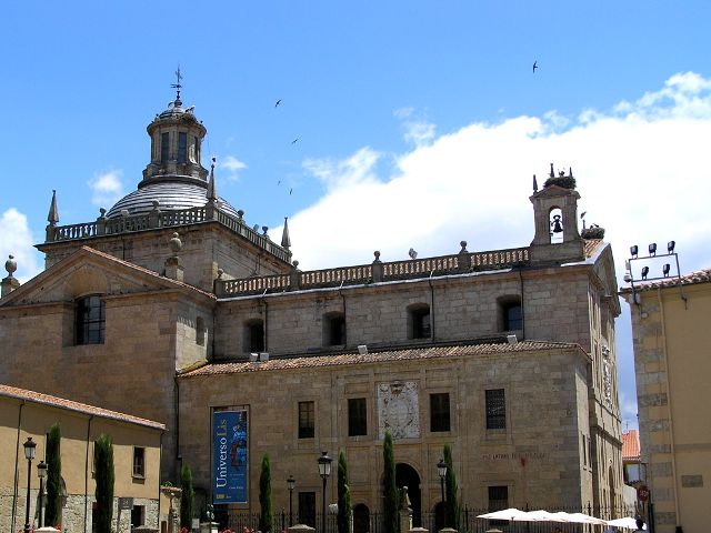 Ciudad Rodrigo - Capilla Cerralbo