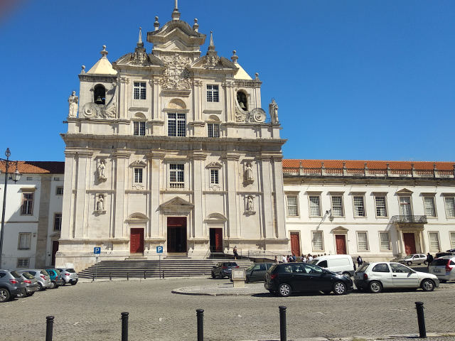 Coimbra - Catedral Nueva