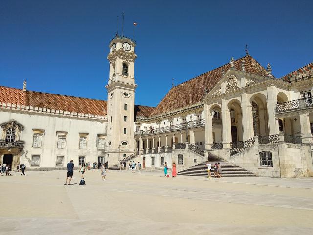 Coimbra en un dia - Universidad