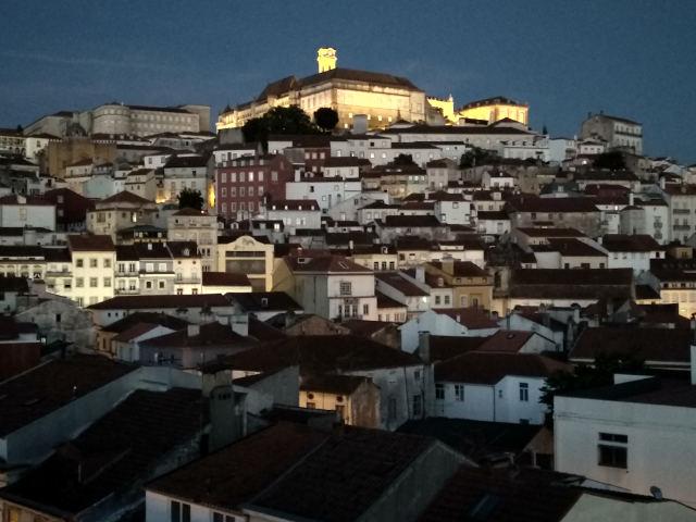 Coimbra - Vista general
