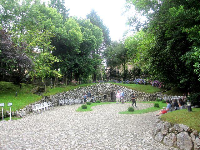 Comillas - Capricho Gaudi - Jardines