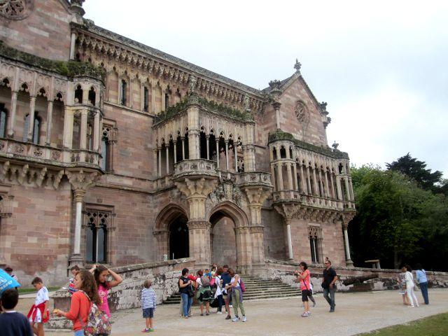 Comillas - Palacio de Sobrellano