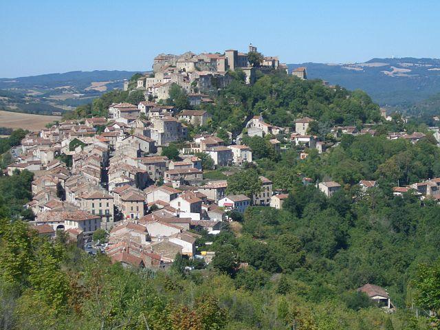 Visitar Cordes-sur-Ciel, el pueblo más bonito de Francia