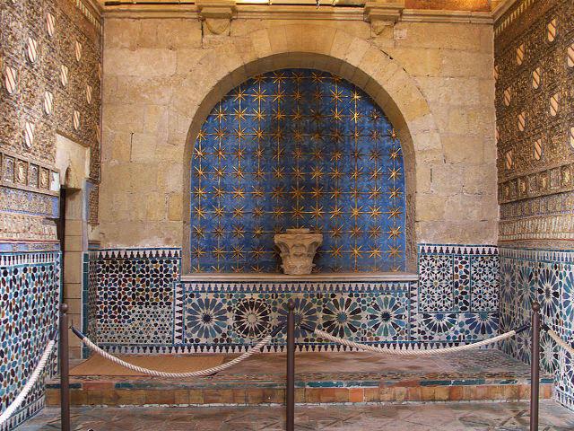 Cordoba - Capilla de San Bartolome