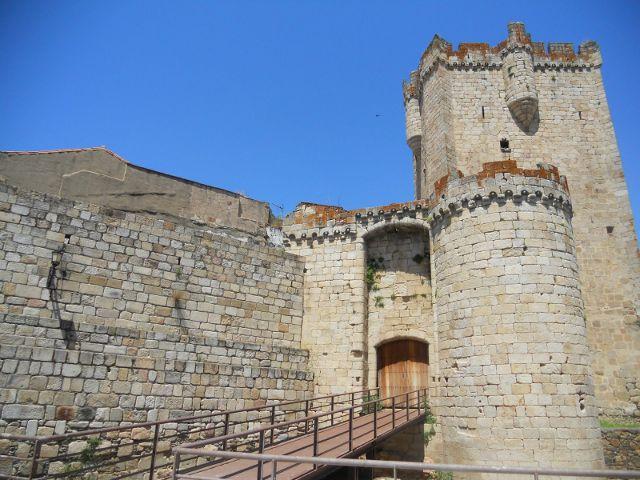 Visitar Coria en un día. Qué ver en su castillo y su catedral