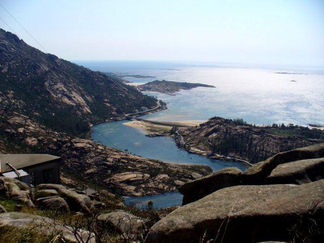 Costa da Morte - Ezaro