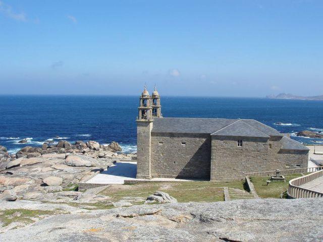 Costa da Morte - Muxia - Santuario Virgen de la Barca
