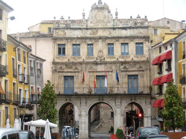 Cuenca - Ayuntamiento