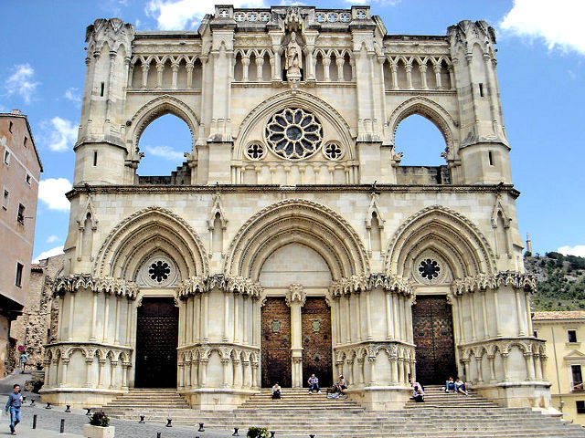 Cuenca - Catedral