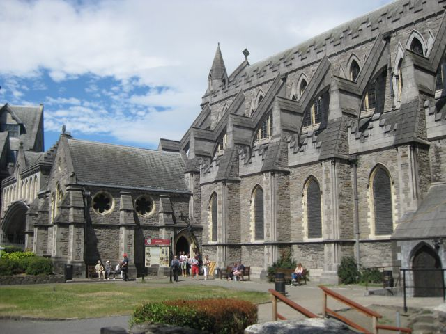 Dublin - Catedral Christ Church