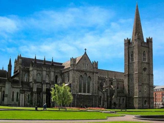 Dublin - Catedral de San Patricio