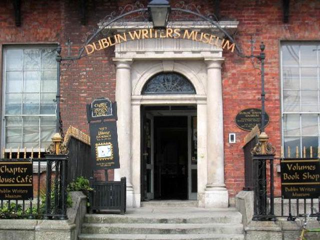 dublin-museo-de-los-escritores