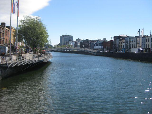 Dublin - Rio Liffey