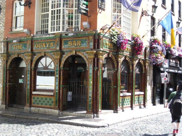 Que ver en Irlanda - Dublin - Temple Bar
