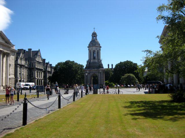 Los lugares imprescindibles que ver en Dublín, la capital de Irlanda