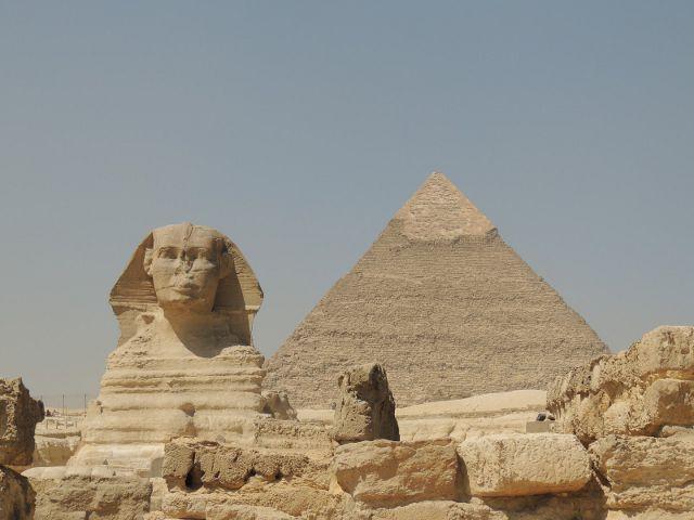 Que ver en Egipto - El Cairo - Esfinge Gizah