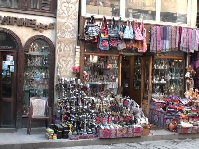 Egipto - El Cairo - Khan-el-Khalili