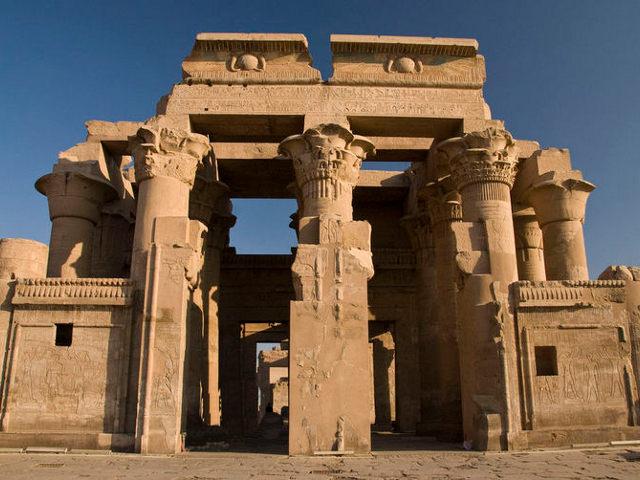 Egipto - Templo Kom Ombo