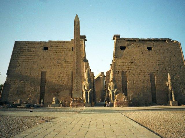 Egipto - Templo Luxor