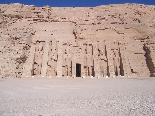 Egipto - Templo Nefertari