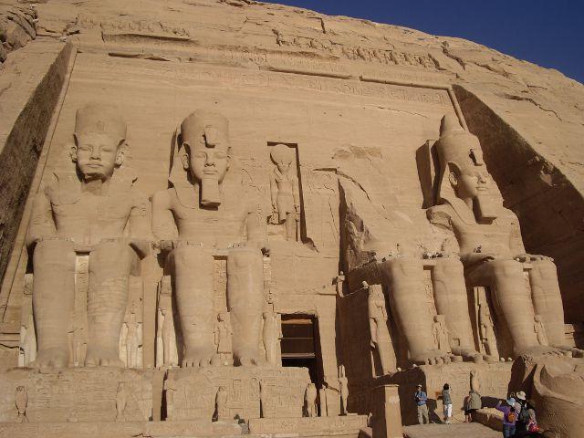 Egipto - Templo de Abu Simbel