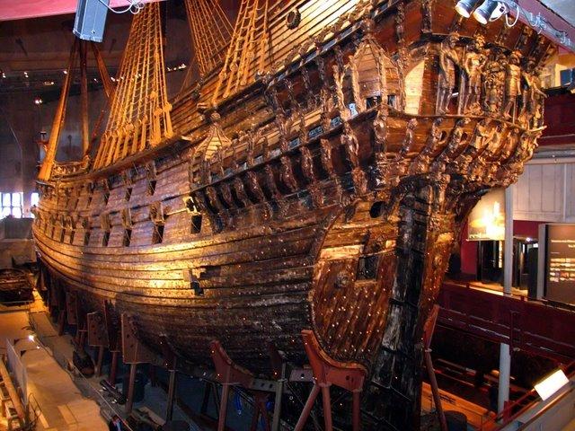 Estocolmo - Museo Vasa