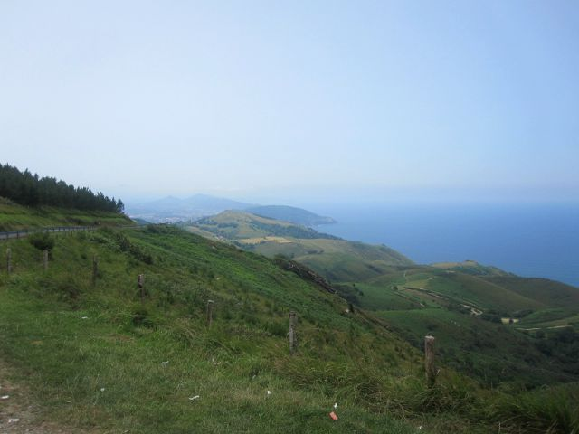 Euskadi - Monte Jaizkibel