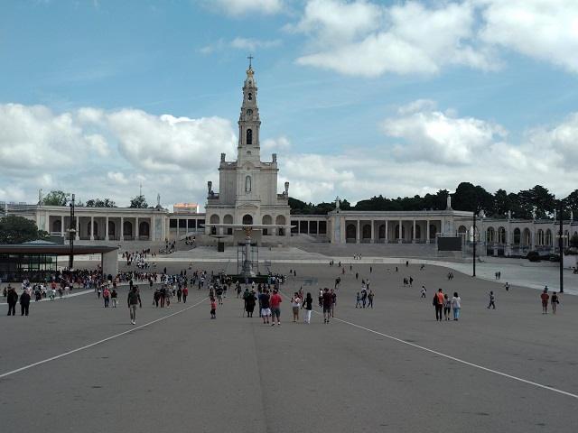 Fátima - Basilica Nuestra Señora del Rosario