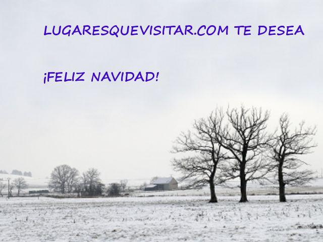 Feliz Navidad - Lugares que Visitar